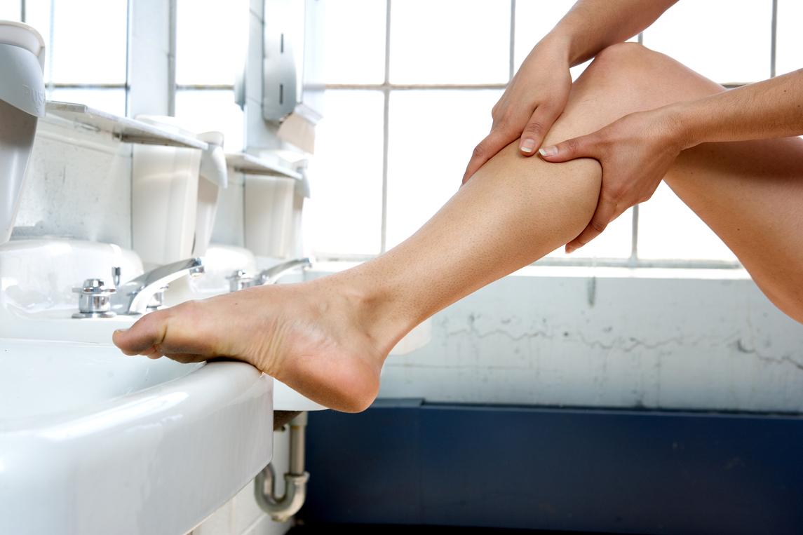 Actividad física para  eliminar la retención de líquidos en las piernas