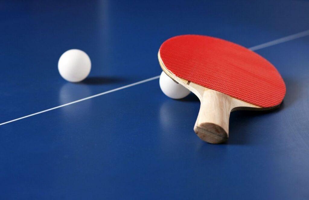 puedes perder peso jugando al tenis de mesa