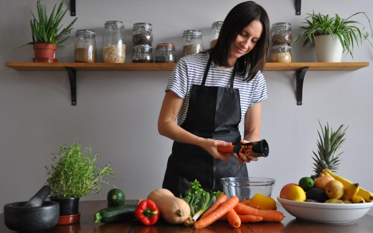 Ideas para negocios de comida saludable