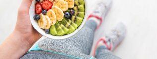 La alimentación tras el ejercicio