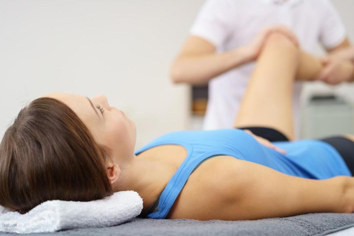 Rehabilitación de la rodilla