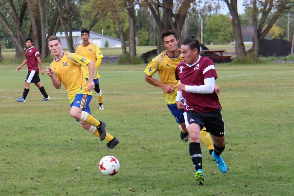 Reservas de energía en el fútbol