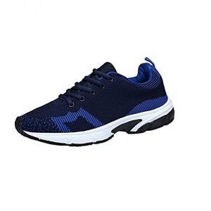 Zapatillas para caminar rápido azules