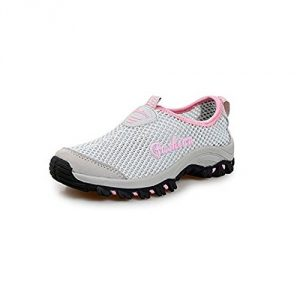 Zapatillas para caminar rápido transpirables